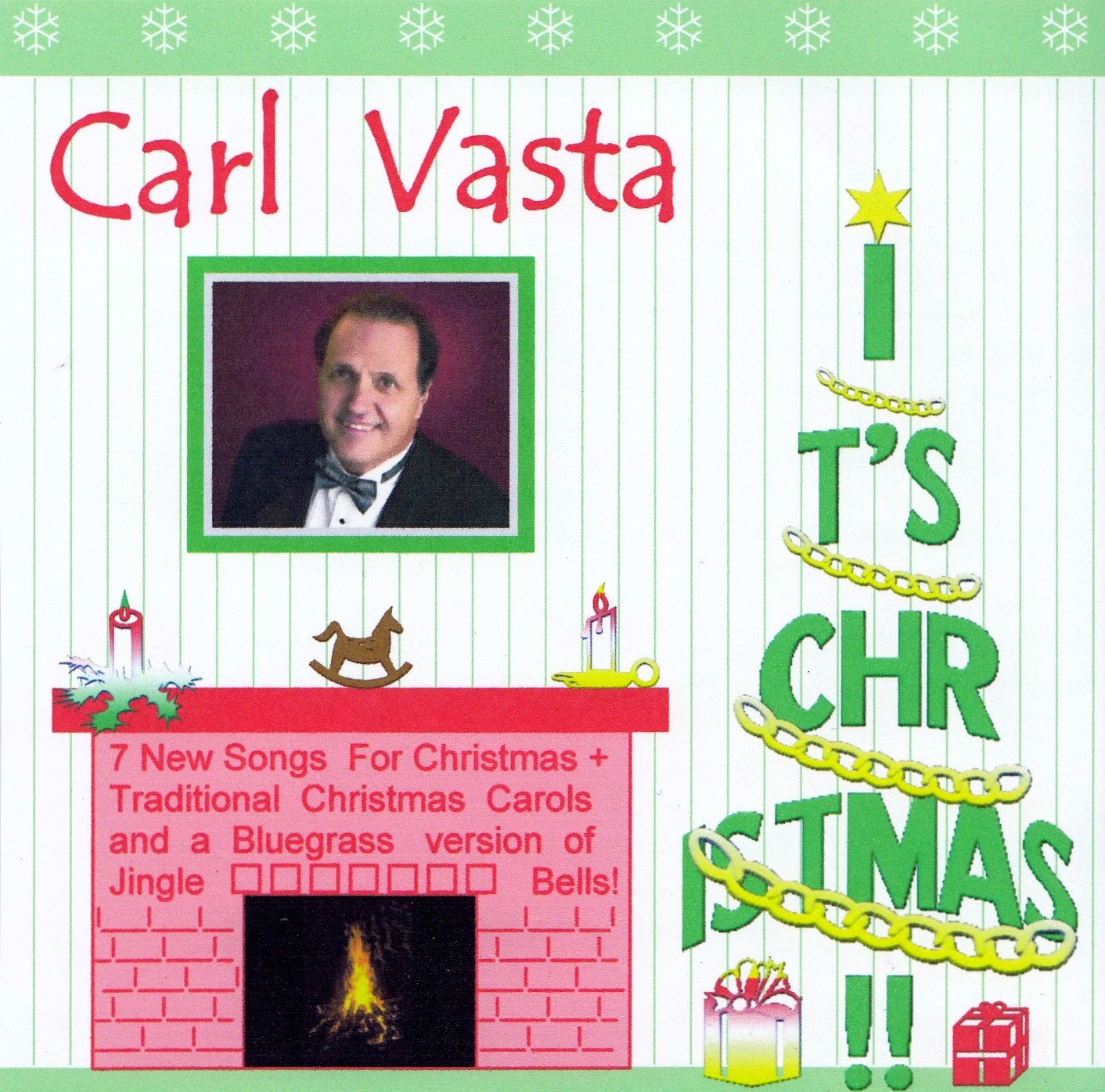 Christmas CD Front